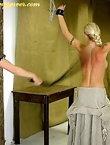 corporal punishment of females in prisons