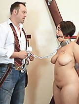 Slave #6 - House Slave Training - 1:12