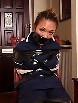 female bound and gagged