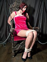 Beautiful damsels are bound to be helpless