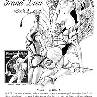 Diane de Grand Lieu book 2 - Cruel BDSM comics